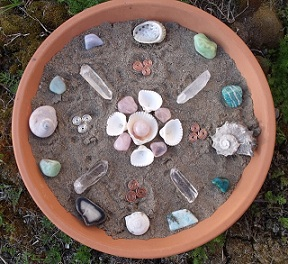 Making Crystal Grids To Heal The Earth And Her Water